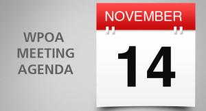Quarterly Homeowner Meeting Sat Nov 14th-10AM