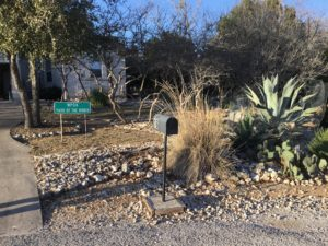 2018 February Yard of the Month